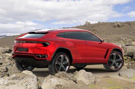 Lamborghini Urus: ������� ���