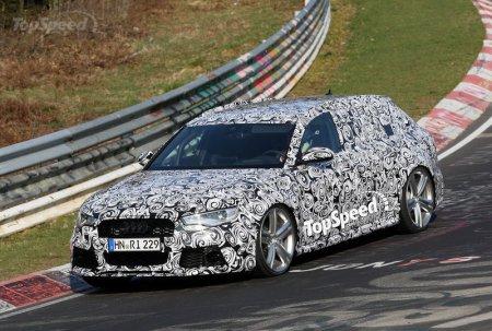 Audi RS6 Avant 2013: ������ �����