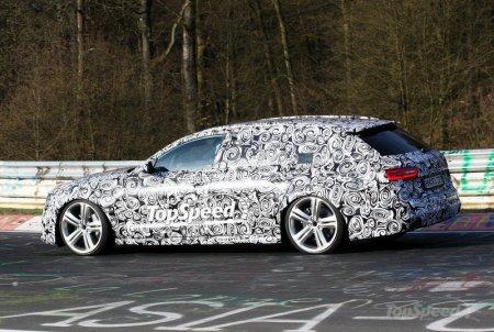 Audi RS6 Avant 2013: Первый полет