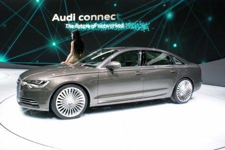 Audi A6L e-tron concept (2012)