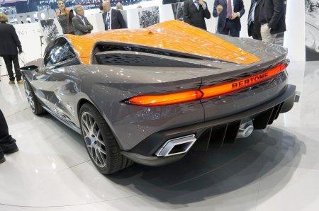 Bertone Nuccio Concept (2012)