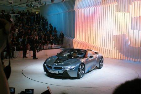 BMW i8 Concept Spyder (2012)