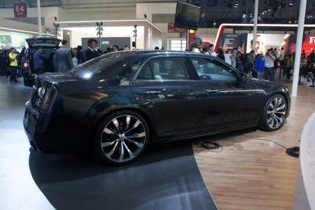 Chrysler 300C Ruyi Concept (2012)