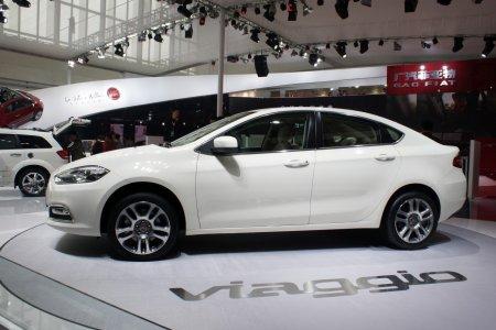 Fiat Viaggio (2013)