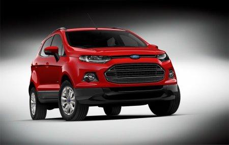 Ford EcoSport (2013)