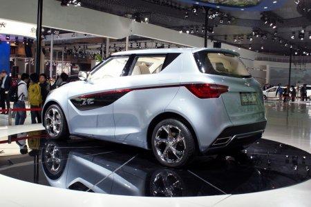 Geely Mo Car (2012)