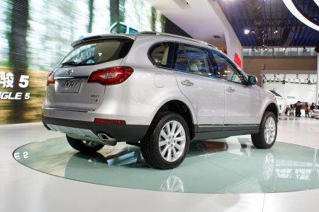 Great Wall Haval H7 (2013)
