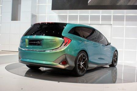 Honda Concept S (2012)