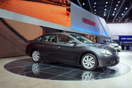 Nissan Sylphy (2013)