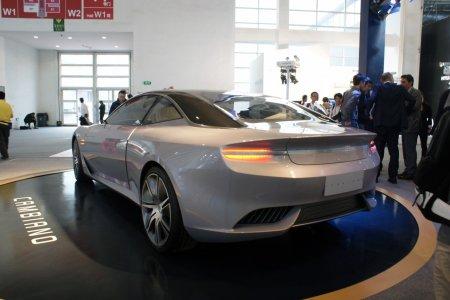 Pininfarina Cambiano (2012)