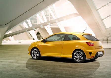 Seat Ibiza Cupra concept (2012)