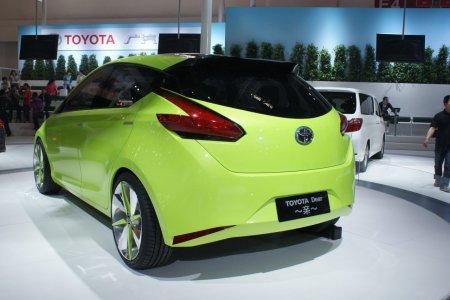 Toyota Dear Qin Hatchbak (2012)