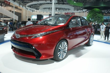 Toyota Dear Qin Sedan (2012)