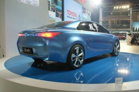 Toyota Yundong Shuangqing (2012)