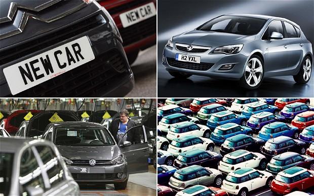 Статистические обновляемые данные по продажам новых и подержанных автомобилей в России