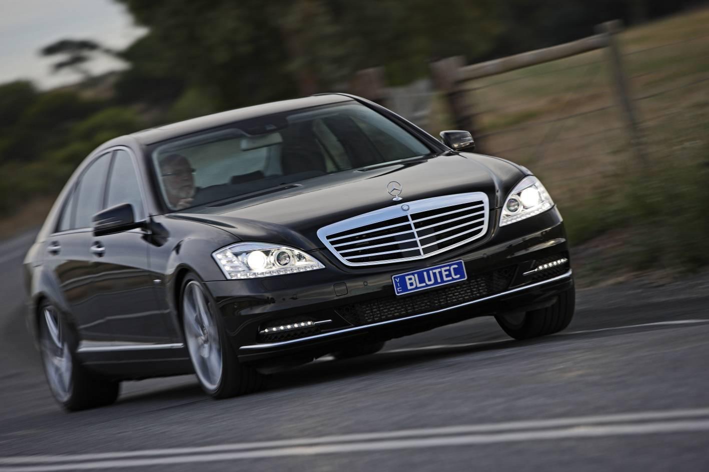 Mercedes benz s class фото