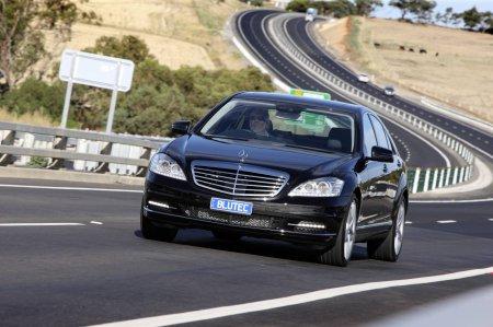2012 Mercedes-Benz S-Class Обзор - Фото(6)