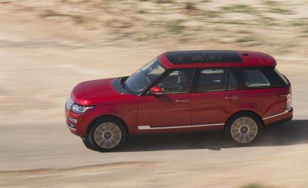 2013 Range Rover Обзор - Фото(21)