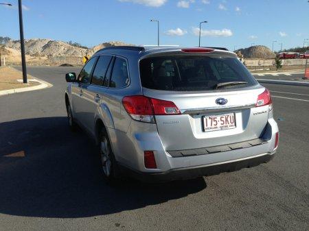 Subaru Outback Отзыв: Короткий отчет - Фото (16)