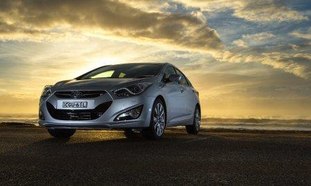 Hyundai i40 Обзор - Фотографии (11)