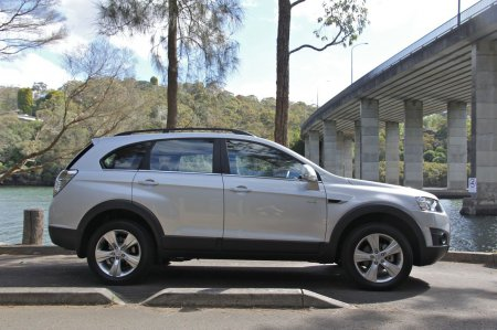 Holden Captiva 7 ����� - ���� (34)