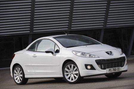 Peugeot 207CC Обзор - Фото (6)