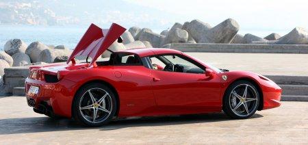 Ferrari 458 Spider Обзор - Фото (13)