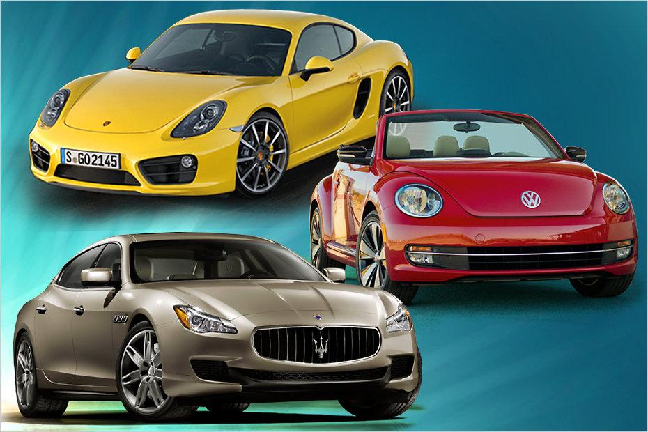 Самые ожидаемые автомобили 2013 года