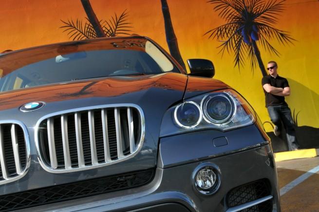 В России автомобили BMW X5 и BMW X6 отзываются в количестве более 4тыс. штук