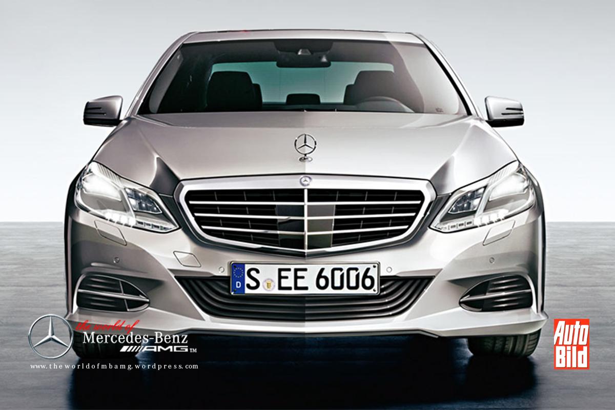 Обновленный E- Class от Mercedes- Benz » Информационное издание ...