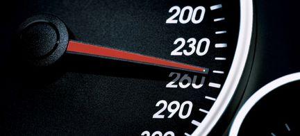 В Швейцарии с 1 января 2013 года за превышение скорости будут сажать в тюрьму до 4 лет.