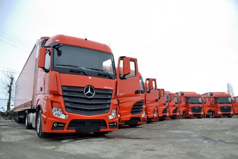 В Госдуме появился проект закона ужесточающий ответственность водителей грузовых автомобилей