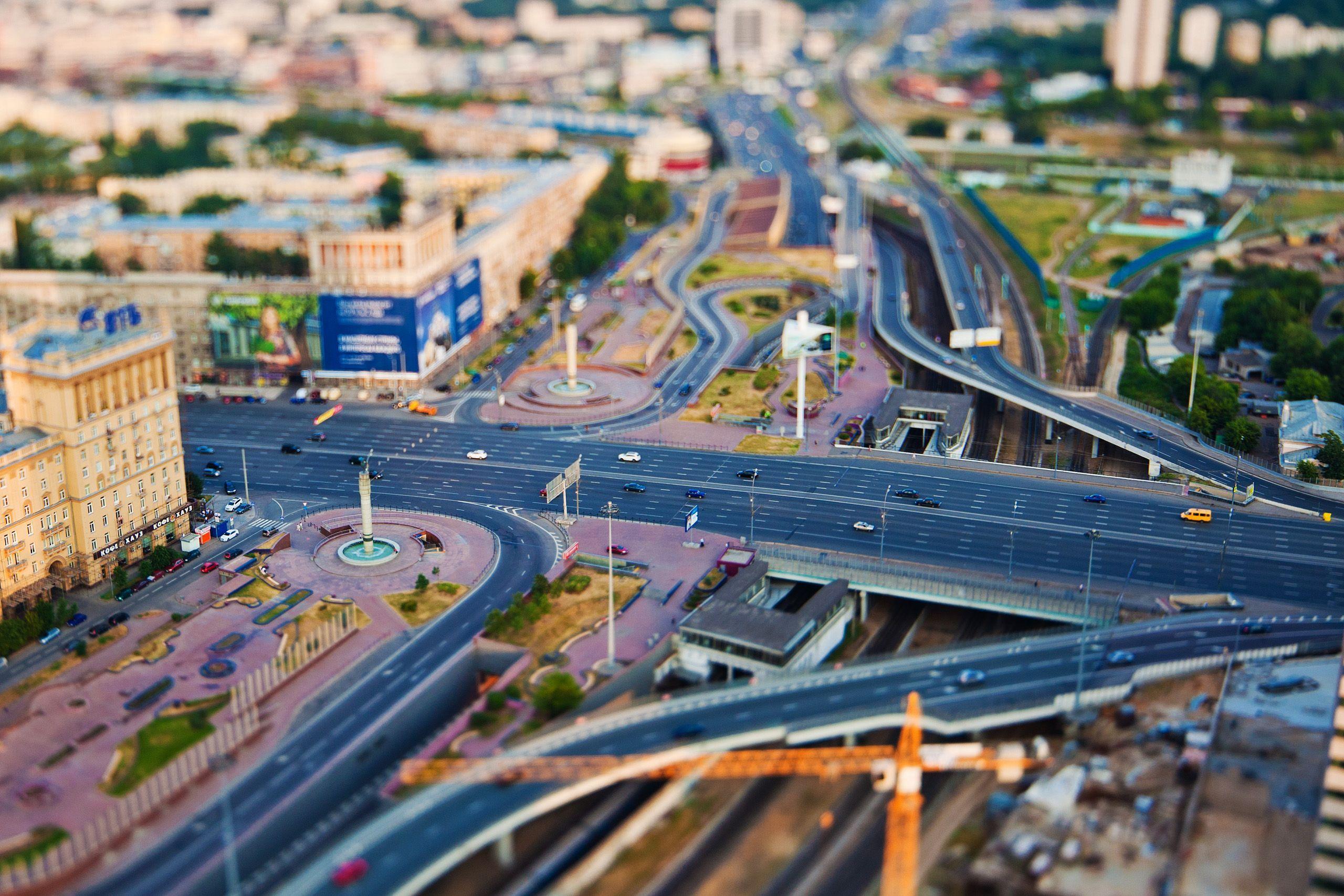 Глобальный ремонт Московских дорог идет с опережением графика