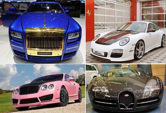 Правительство РФ не утвердило предложение о взимании налога на роскошь от мощности двигателя, а решило рассчитывать ставку налога от стоимости автомобиля.