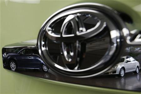 Компания Toyota завершит 2012 год, продав почти 10000000 автомобилей по всему миру.