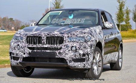 2014 BMW X5 F15 : Новый взгляд стиля