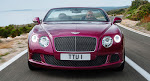 Фотографии Bentley Continental GTC Speed 2013 года.