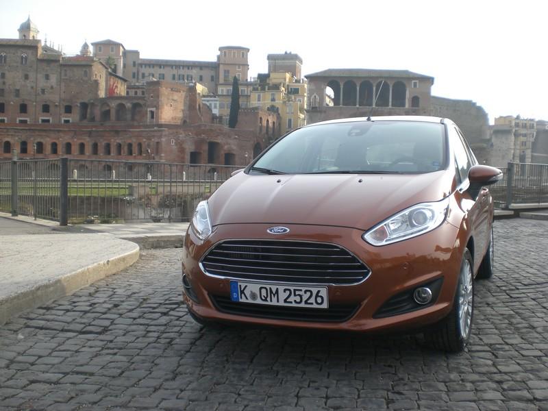 Ford не спешит поставлять в Россию новую Fiesta