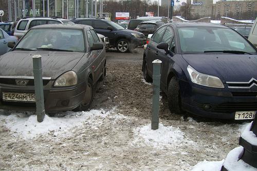 Если в каком- либо районе столицы плохая экология, въезд машин туда будет ограничен
