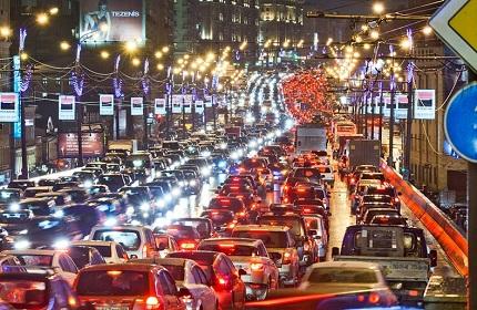 Планка легкового автопарка в России поднялась до 37 млн. единиц техники