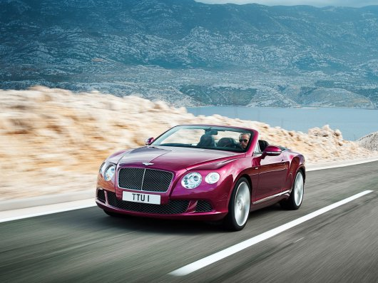 2013 Bentley Continental GTC Speed:Фото обзор