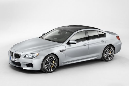 2013 BMW M6 Gran Coupe:Фото обзор фото