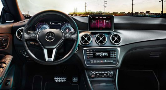 2014 Mercedes-Benz CLA:Фото обзор
