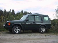 Land Rover Discovery  (1998 - 2004)