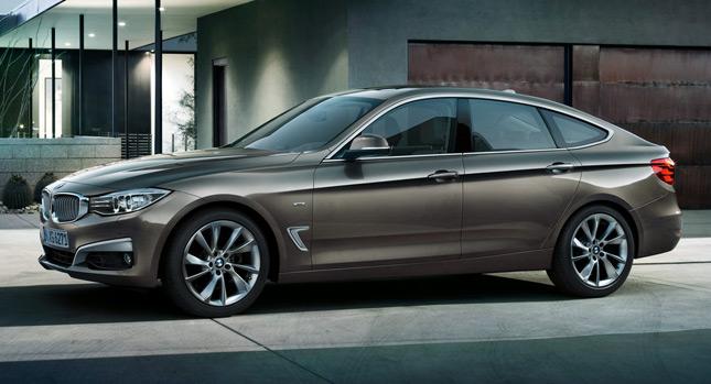 Описание и фото обзор нового BMW 3-Series Gran Turismo 2014 года + 131 официальных фотографий + 3 видео