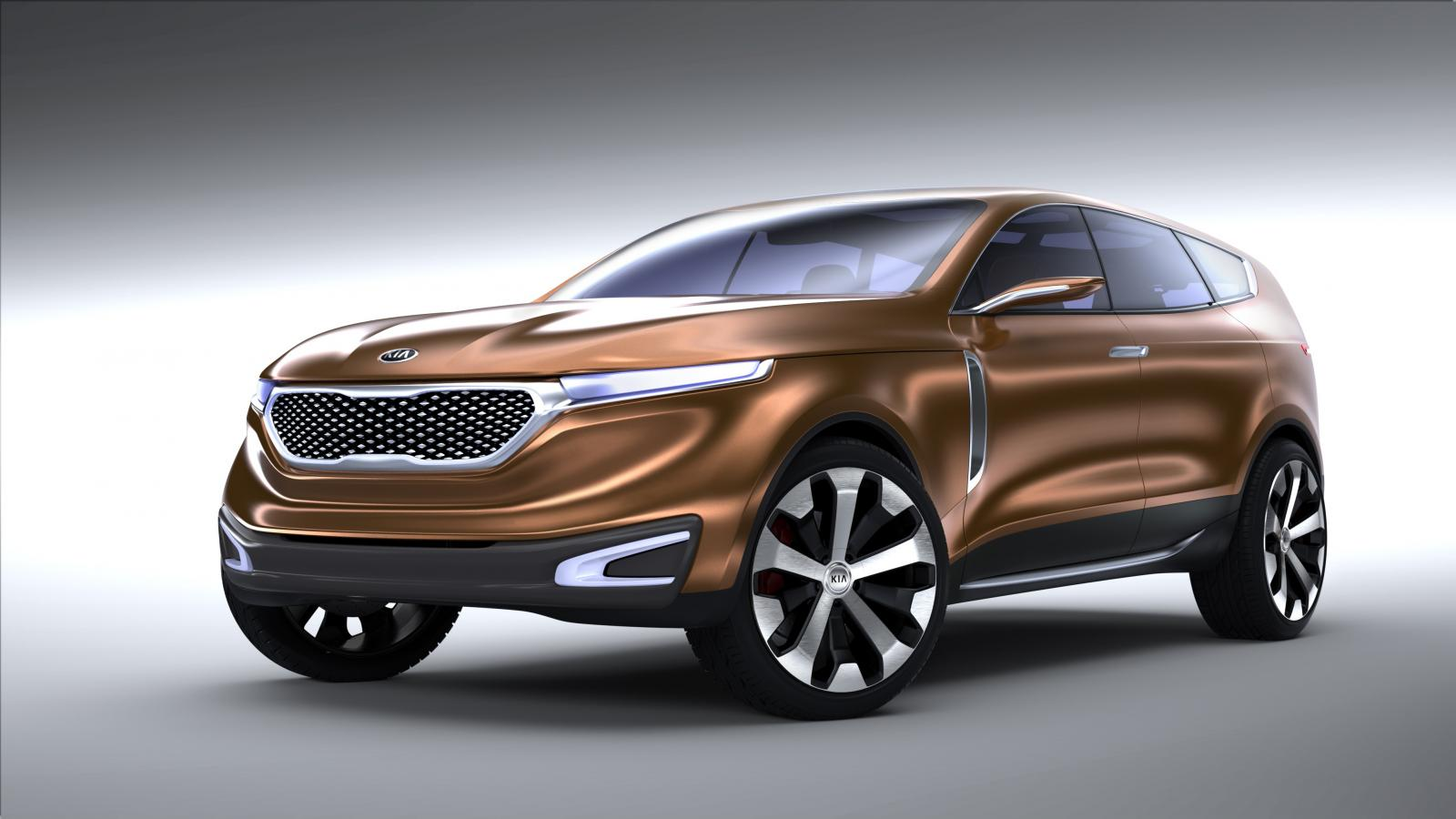 Kia Cross GT фото