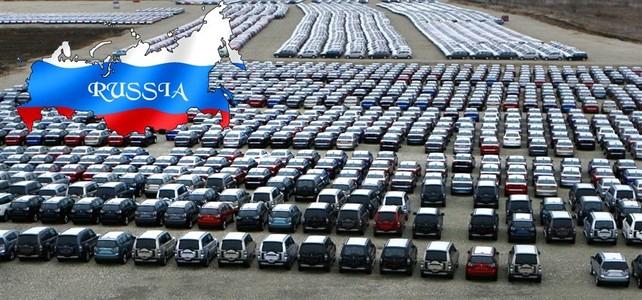 Статистика продаж подержанных автомобилей за 2012 год