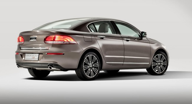 Китайский автопроизводитель Qoros опубликовал подробности и первые официальные сведения о новом седане 3 Sedan.