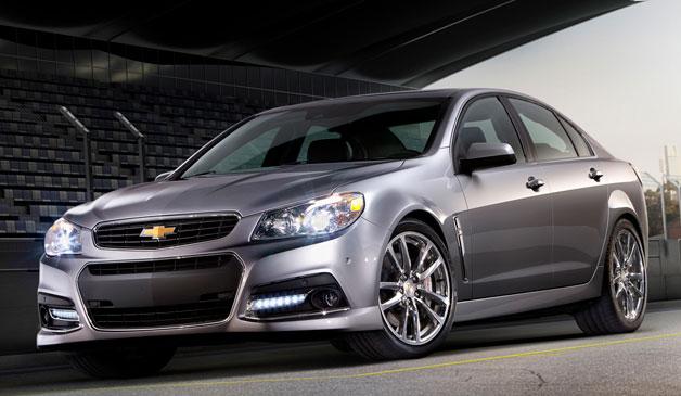 2014 Chevrolet SS - Четыре двери, задний привод и V8, мощностью 415 л.с.