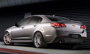 2014 Chevrolet SS: время пришло